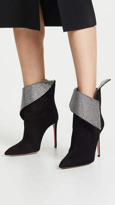 Aquazzura Night Fever 105 Booties