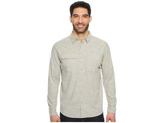 Mountain Hardwear Outposttm Long Sleeve Top Men's Long Sleeve Button Up