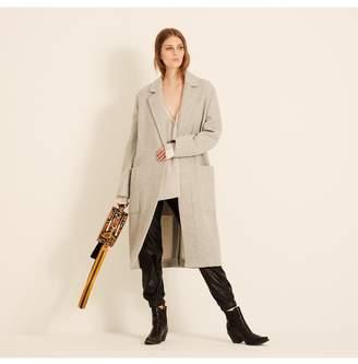 Amanda Wakeley Pebble Oversized Wool Coat