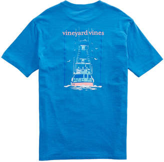 Vineyard Vines Sportfisher Back Pocket T-Shirt