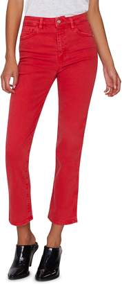 Sanctuary Modern Straight Crop Jeans