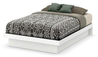 South Shore Furniture South Shore Vito Full-Size Platform Bed (54''), Multiple Finishes