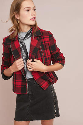 BB Dakota Buffalo Plaid Jacket