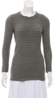 Isabel Marant Angora Striped Sweater