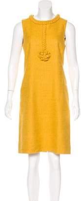 Tory Burch Knee-Length Sheath Dress