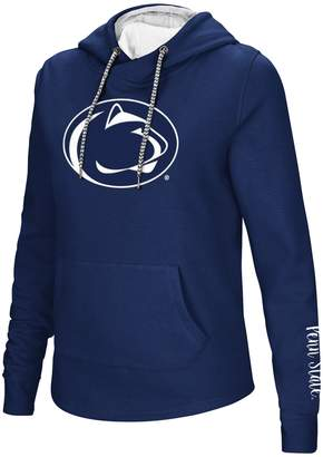 Women's Penn State Nittany Lions Crossover Hoodie