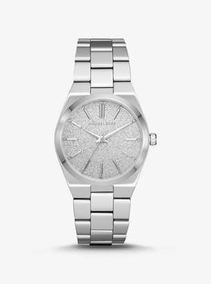 Michael Kors Channing Silver-Tone Watch