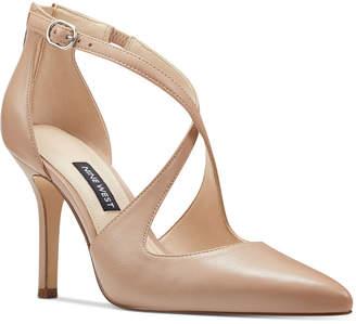 Nine West Fayla Strappy Pumps Women Shoes