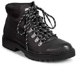 Steve Madden Classic Combat Boots