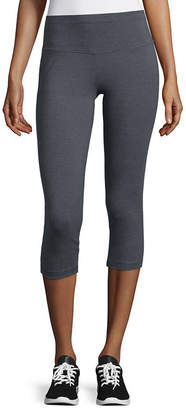 SJB ACTIVE Made for Life Secretly Slender Pull-On Capris - Tall