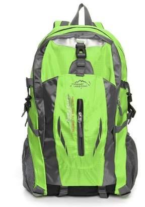 Grtsunsea 40L Outdoor Sports Backpack Waterproof Travel Bag Climbing Daypack Camping Luggage Rucksack School Bag