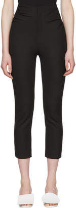 Jacquemus Black Le Corsaire Long Trousers