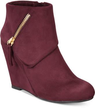 ZIGIny Women's Ksenia Wedge Booties Women's Shoes