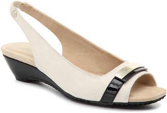 Anne Klein Sport Hearty Wedge Sandal - Women's