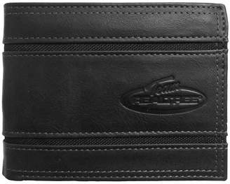 Realtree Men's Bifold Wallet with Flip-Up Card Case