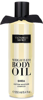 Victorias Secret Shea Weightless Body Oil $7 thestylecure.com