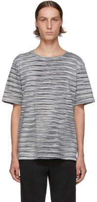Missoni Black and White Jersey T-Shirt