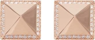 Roberto Coin Obelisco Gold Earrings