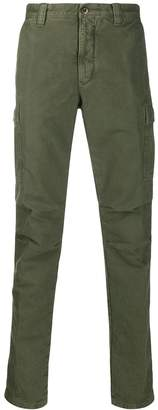 Incotex slim-fit cargo trousers