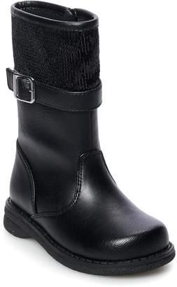 Rachel Kendra Toddler Girls' Buckle Boots