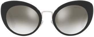 Miu Miu MU 06TS Butterfly Sunglasses