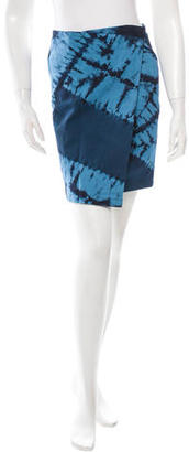 Boy. by Band of Outsiders Printed Mini Skirt w/ Tags $225 thestylecure.com