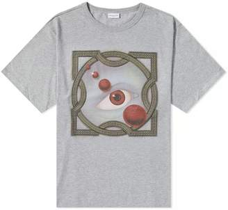 Dries Van Noten All Seeing Eye Print Tee