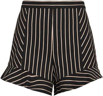 Intermix Lola Ruffle Shorts
