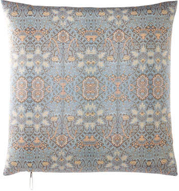 Poetic Pillow Blue Sky Morris Pillow