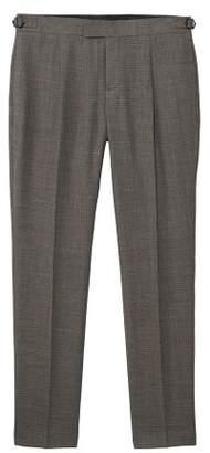 Mango man MANGO MAN Slim-fit wool suit trousers