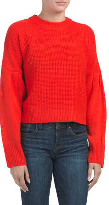 Juniors Australian Designed Knit Sweater