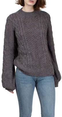 Volcom Mock Neck Sweater