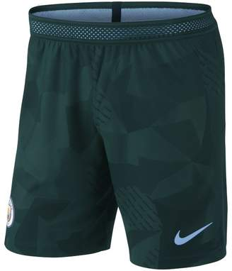 Nike 2017/18 Manchester City FC Vapor Match Third Men's Football Shorts