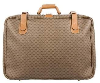 Gucci Vintage GG Plus Carry-On