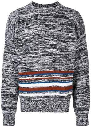 E. Tautz striped jumper