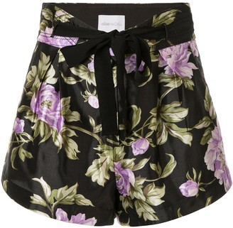 Alice McCall Wild Flowers shorts