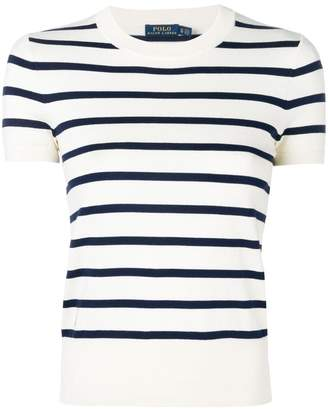 Polo Ralph Lauren striped knitted top