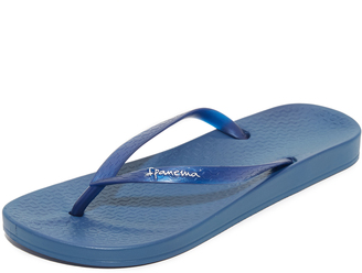 Ipanema Ana Tan Flip Flops $20 thestylecure.com