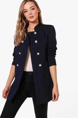 Military Style Coats For Women - ShopStyle Australia 3145b1b4c6