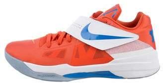 Nike Zoom KD 4 Creamsicle Sneakers