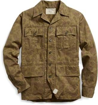 Ralph Lauren Camo Cotton Twill Shirt