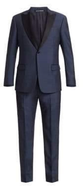 Emporio Armani G Line Silk& Wool Suit