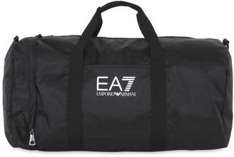 Emporio Armani Ea7 Train Prime Gym Bag W/ Shoe Compartment