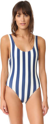 Solid & Striped The Anne Marie One Piece $168 thestylecure.com
