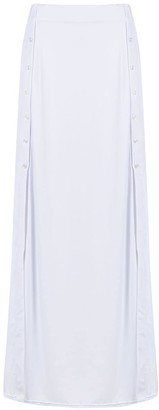 AMIR SLAMA side slits skirt