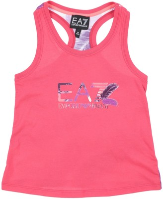EA7 T-shirts - Item 12289947BT