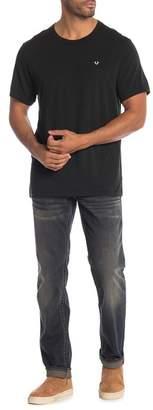 True Religion Slim Topstitched Jeans