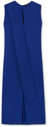 Joseph Noon Cady Midi Dress - Bright blue