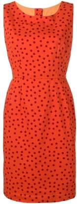 Dolce & Gabbana PRE-OWNED 2000's polka dot dress