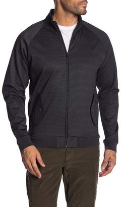 Ben Sherman Harrington Ponte Knit jacket